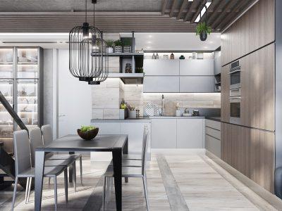 Кухня-гостиная (6)